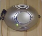 Infraszauna ionizátor / ózongenerátor